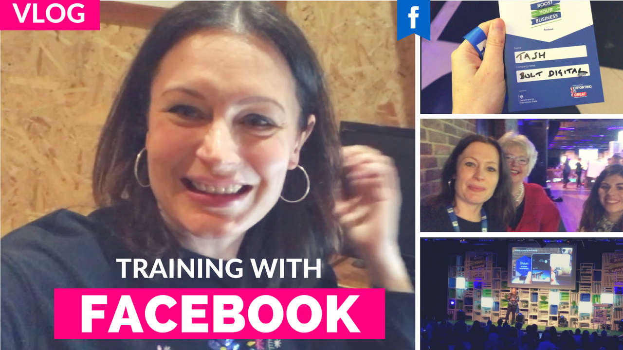 Vlog – Celebrating training 10,000 female founders for Facebook's She Means Business campaign